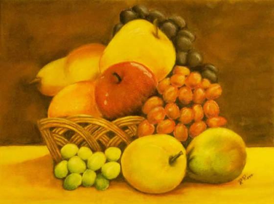 """Still Life with Fruit"""